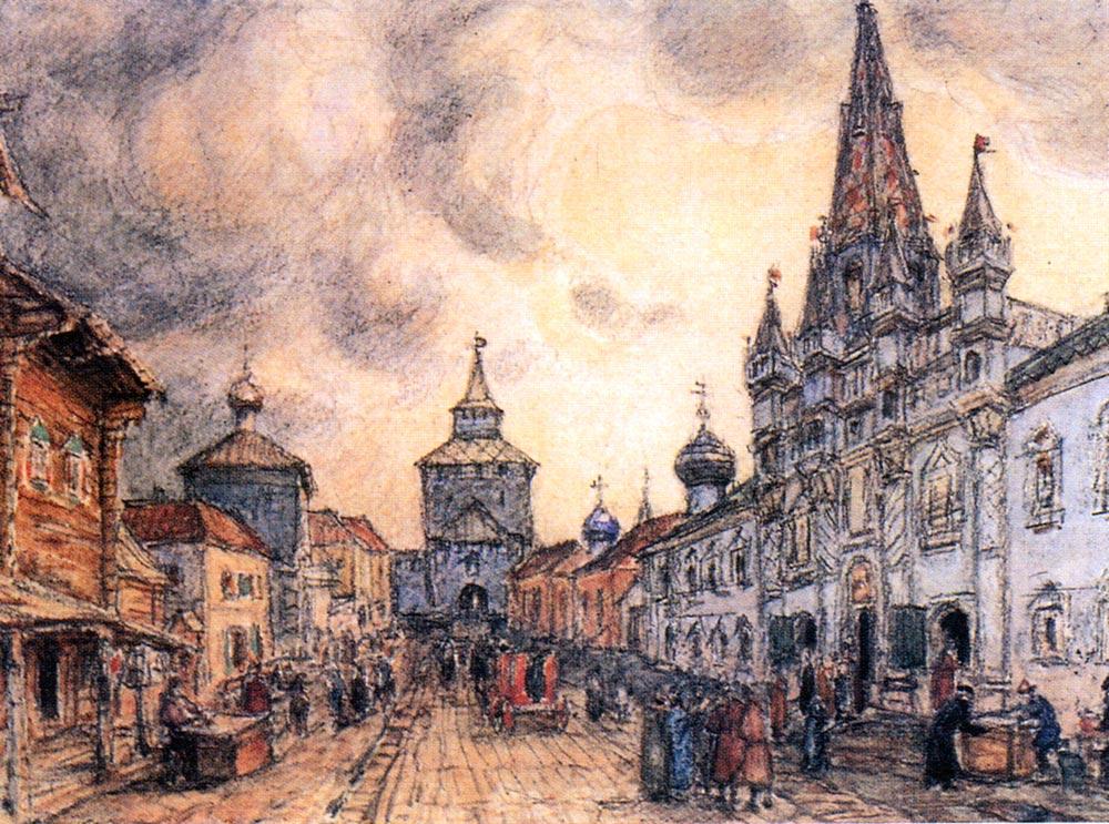 Приглашаем в паломничество к Московским святыням!